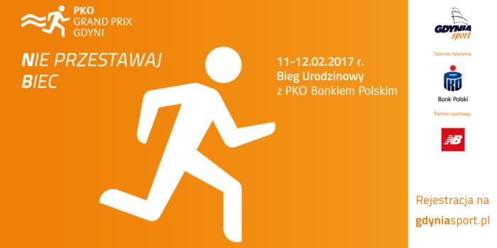 Relacja Z Biegu Urodzinowego PKO Grand Prix Gdynia 12 Lutego 2017