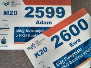 Relacja z Biegu Europejskiego PKO Grand Prix Gdynia 07 maja 2017