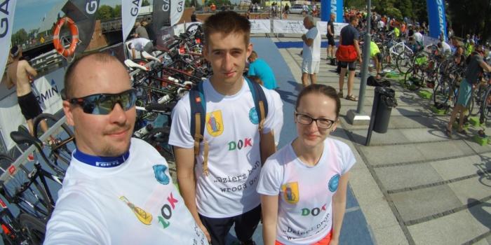 Relacja Garmin Iron Triathlon 18.06.2017 Elbląg