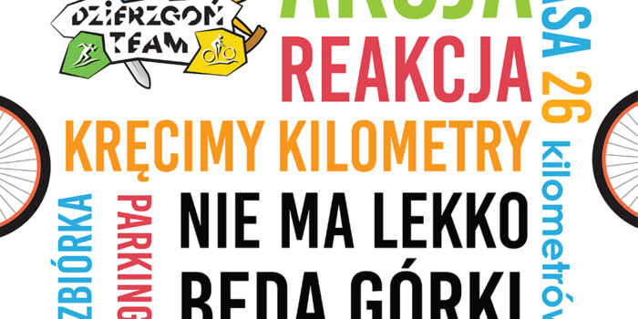Akcja Reakcja Kręcimy Kilometry We Wtorek 1.08.2017