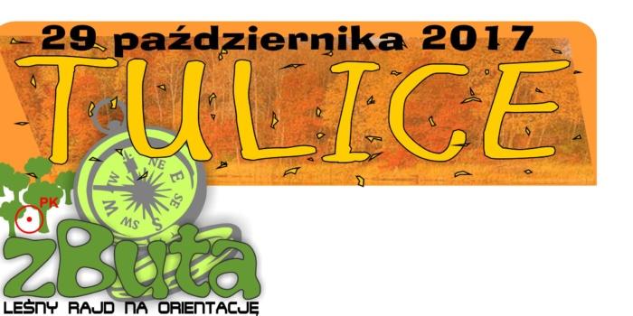 Leśny Rajd Na Orientację ZButa VII Edycja TULICE 29.10.2017