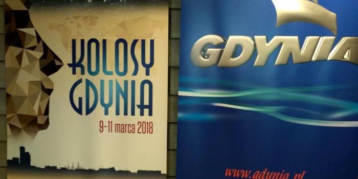 Kolosy Spotkania Podróżnicze Gdynia 2018