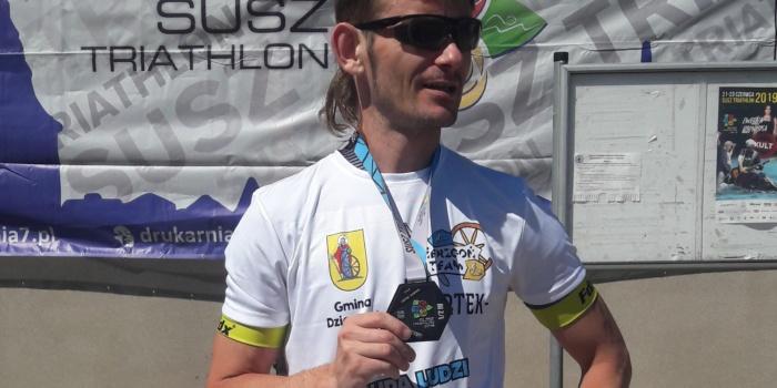 Relacja Bartka Z Susz Triathlon 1/2 Ironman